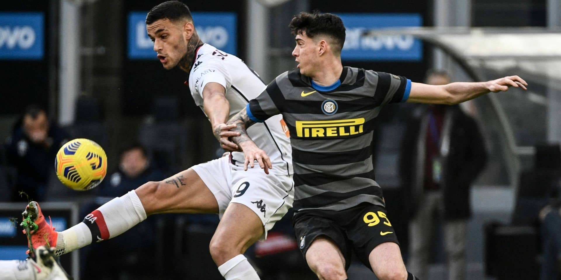 Comment le jeune Alessandro Bastoni est devenu le boss de la défense de l'Inter
