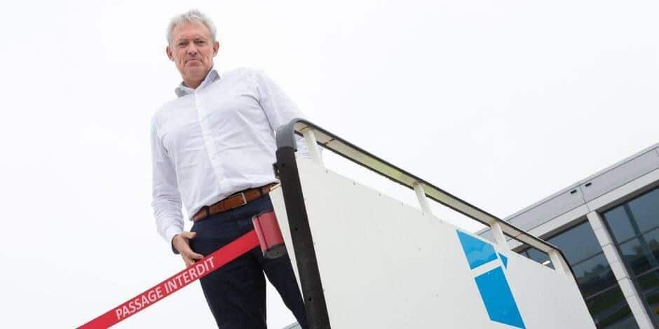 L'aéroport de Charleroi a essuyé un recul de 69% du trafic de voyageurs en 2020