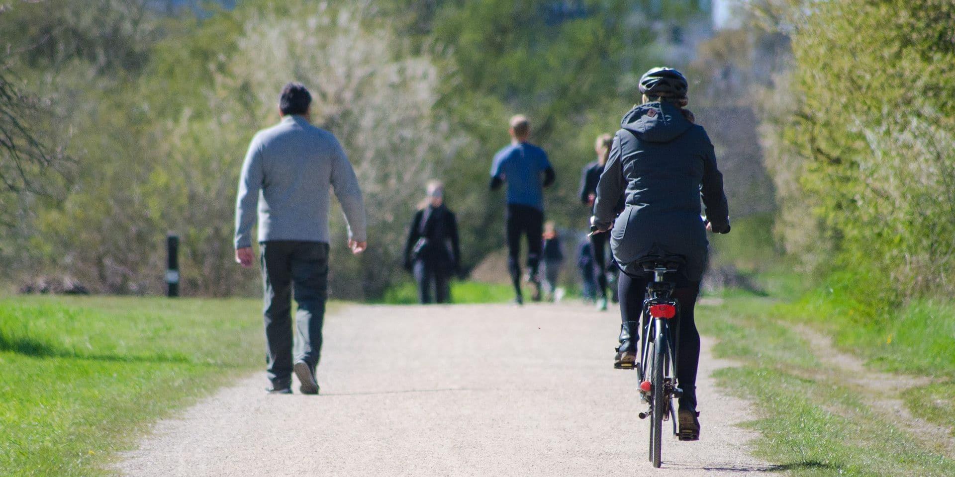 Courcelles: 2021, la mobilité douce à l'honneur