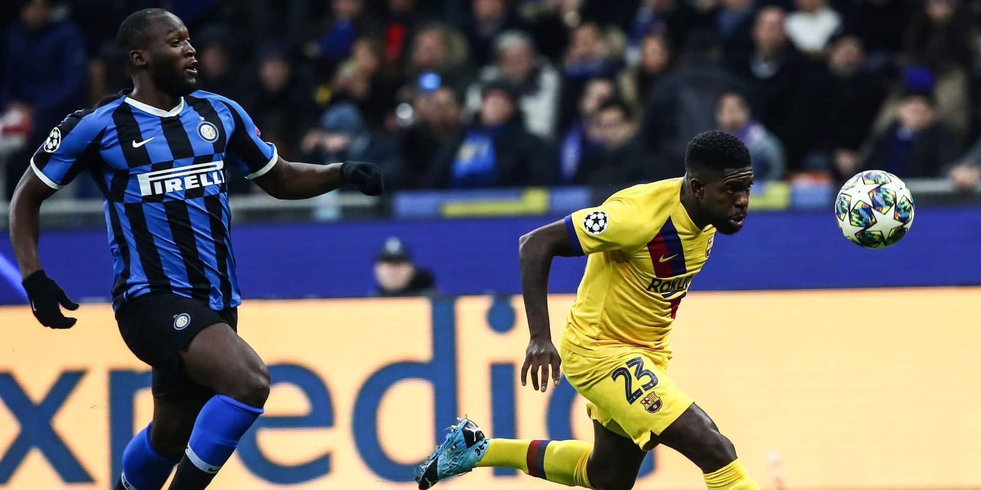 L'Inter et l'Ajax éliminés, Lyon et Dortmund passent: tous les résultats de la soirée de Ligue des Champions