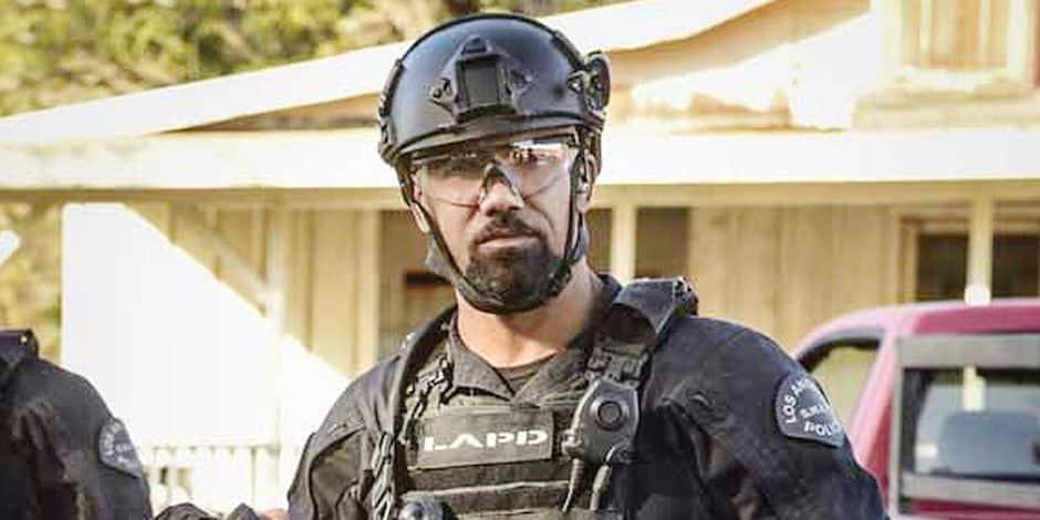 """Shemar Moore nouvelle star de S.W.A.T. : """"J'aime être un héros"""" - La DH"""