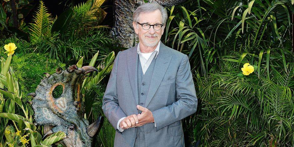 """Steven Spielberg à coeur ouvert: """"E.T. aura toujours une place à part"""" - La DH"""