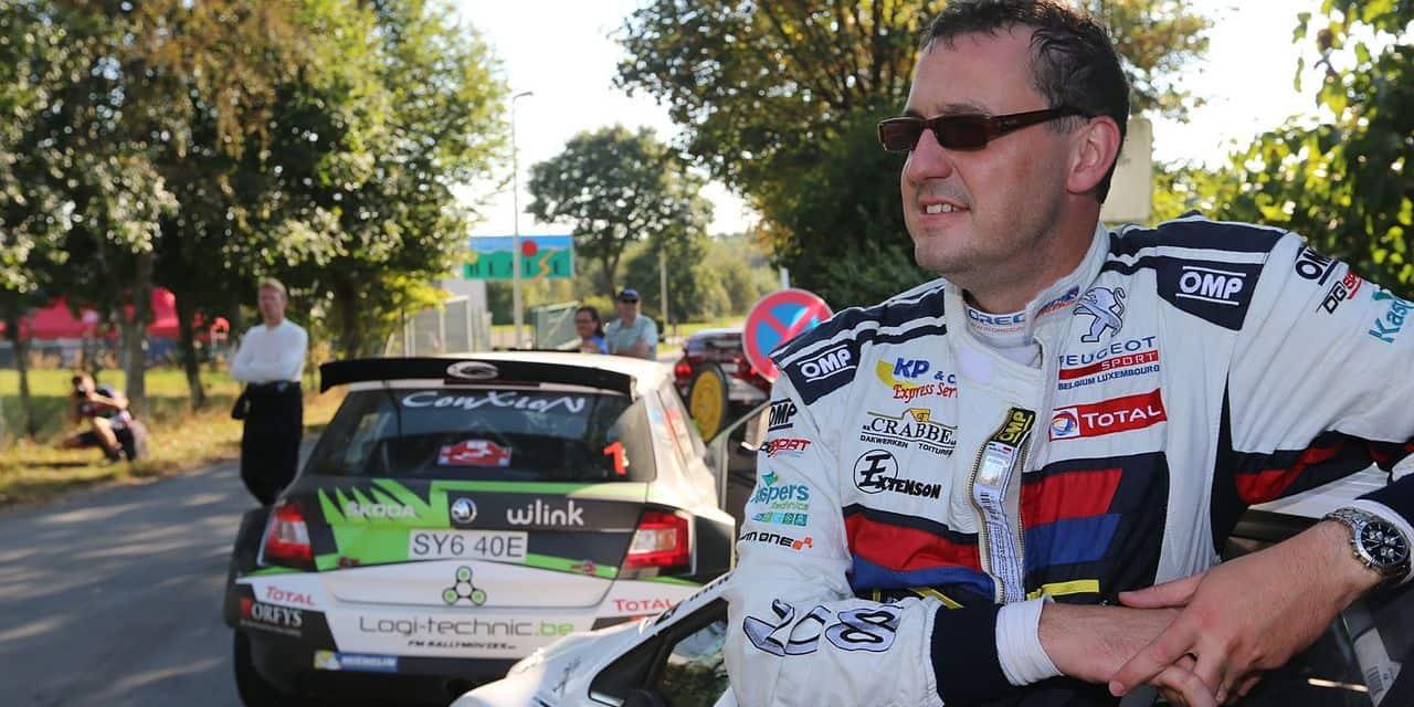 Kris Princen en Citroën WRC au Deutschland Rallye