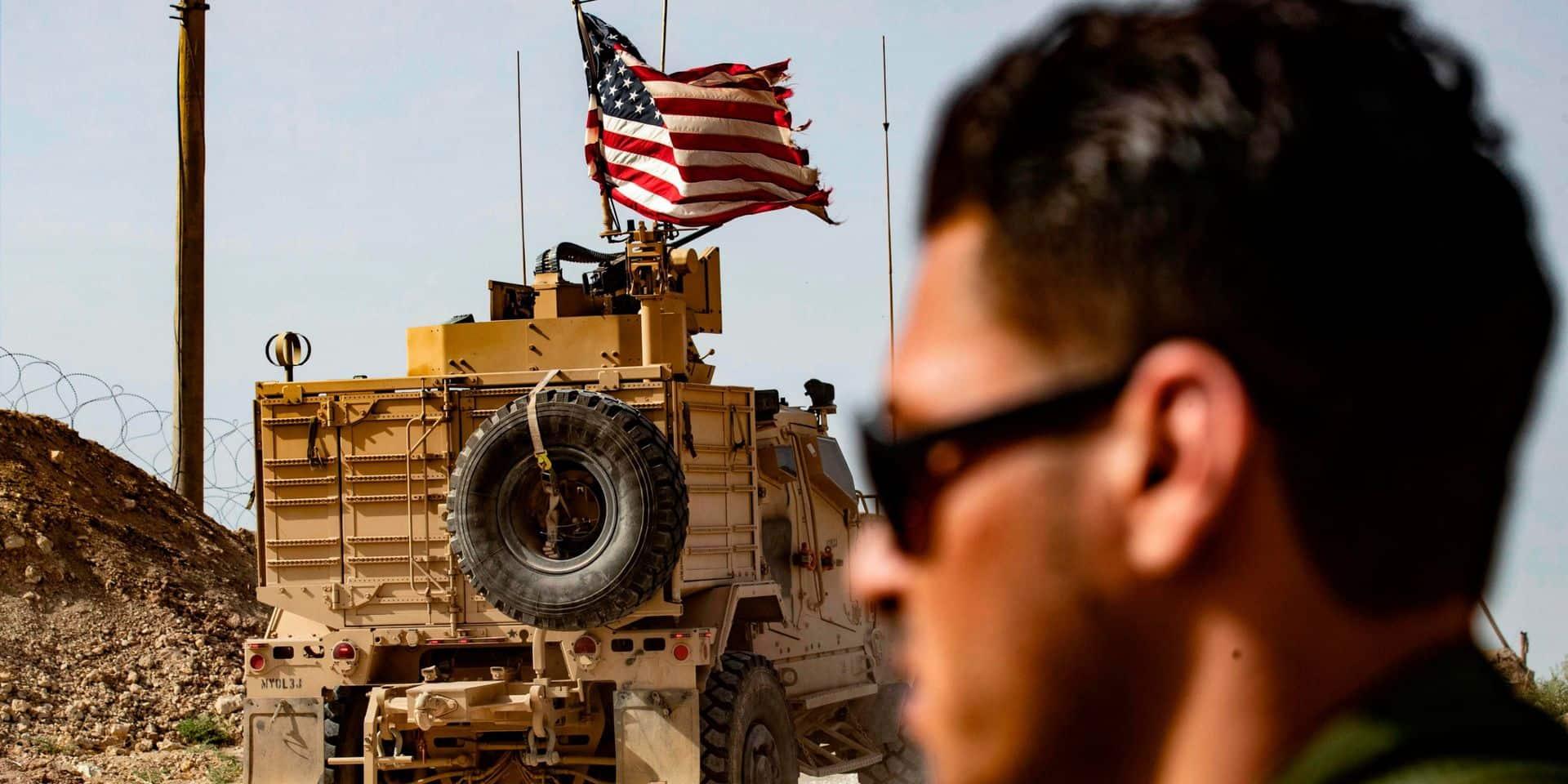 Jusqu'à 1.000 soldats américains vont quitter le nord de la Syrie