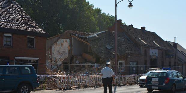 Jurbise : des riverains sous le choc après l'explosion - La DH
