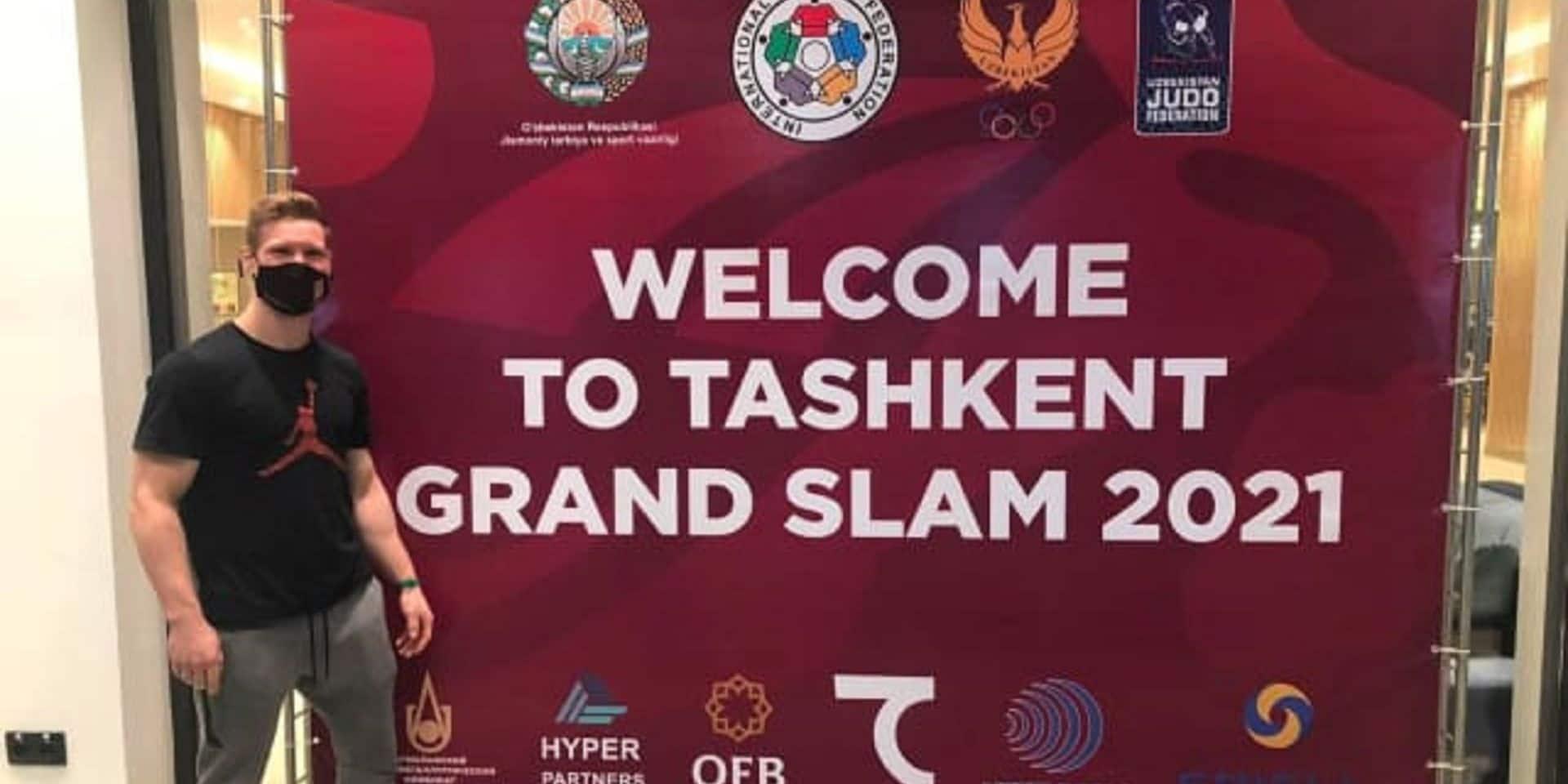 Tirage au sort favorable pour les Belges à Tachkent...