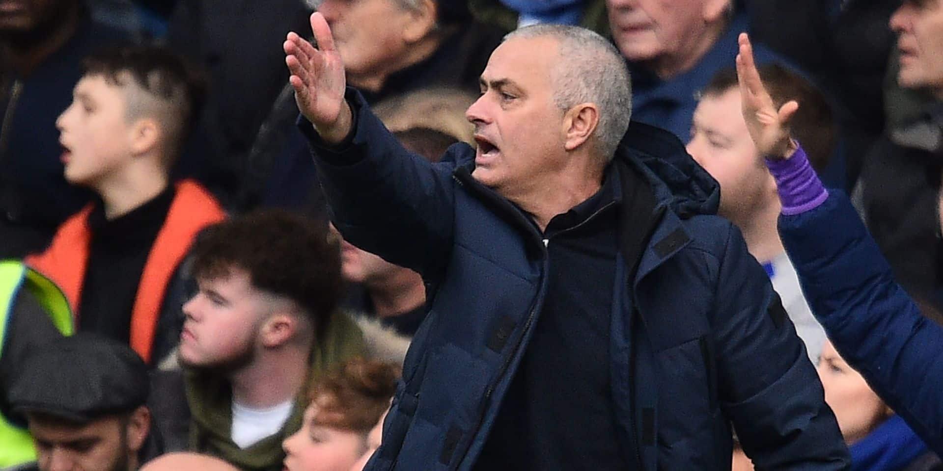 Chelsea bat Tottenham à l'occasion du retour de José Mourinho à Stamford Bridge