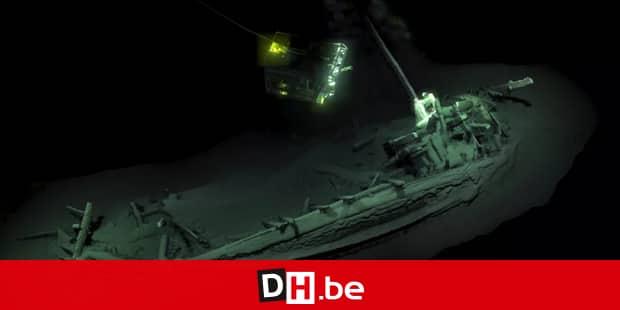 L'épave d'un navire grec de 2.400 ans retrouvée dans la mer Noire