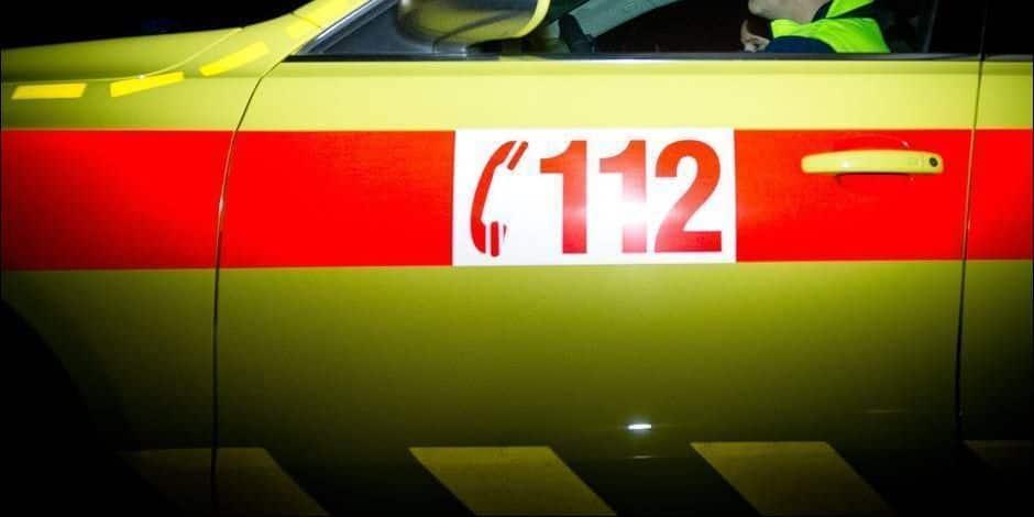Un homme perd le contrôle de son véhicule et percute une voiture à Verviers