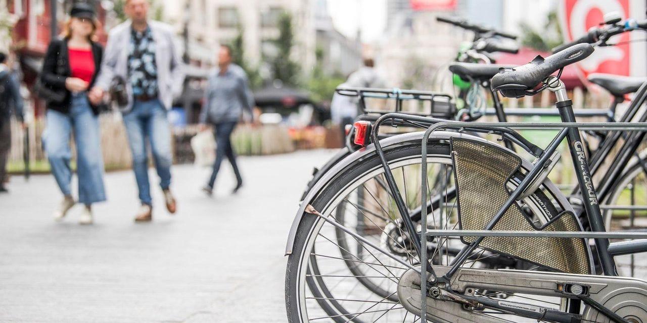 La Ville de Bruxelles veut doubler le nombre de déplacements à vélo d'ici 2024
