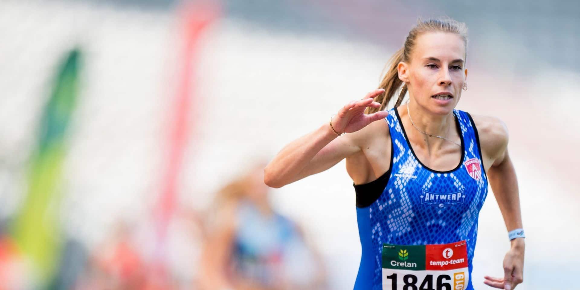 Renée Eykens, Noor Vidts et Imke Vervaet sont invitées à leur tour par l'IAAF à Doha