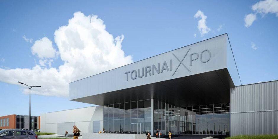 Tournai Expo change de nom et devient TournaiXpo !
