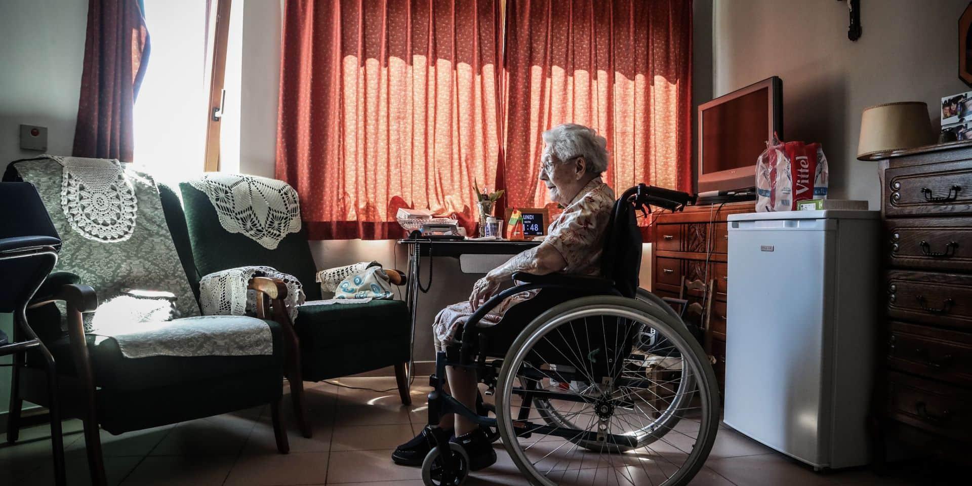 Mons: La deuxième vague touche aussi les maisons de repos