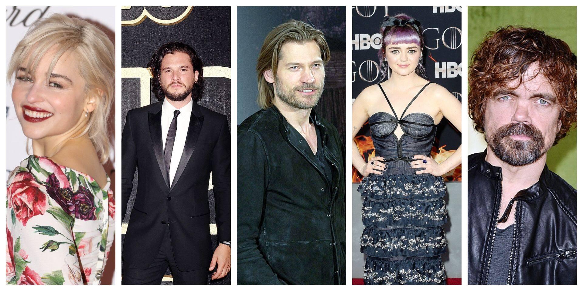 Et si les acteurs de Game of Thrones se retrouvaient nez à nez avec un dragon? Il répondent