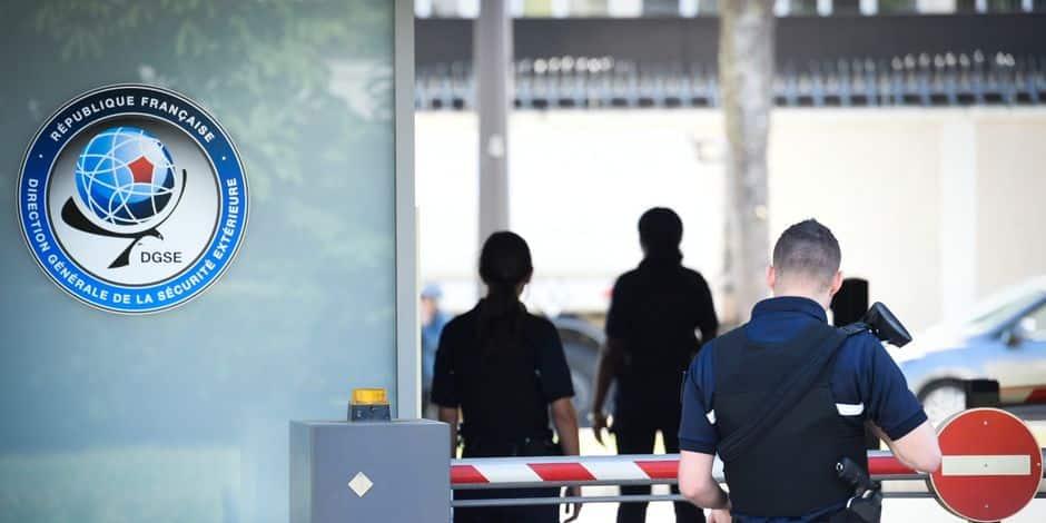 Fuyant la police, il se réfugie à la DGSE