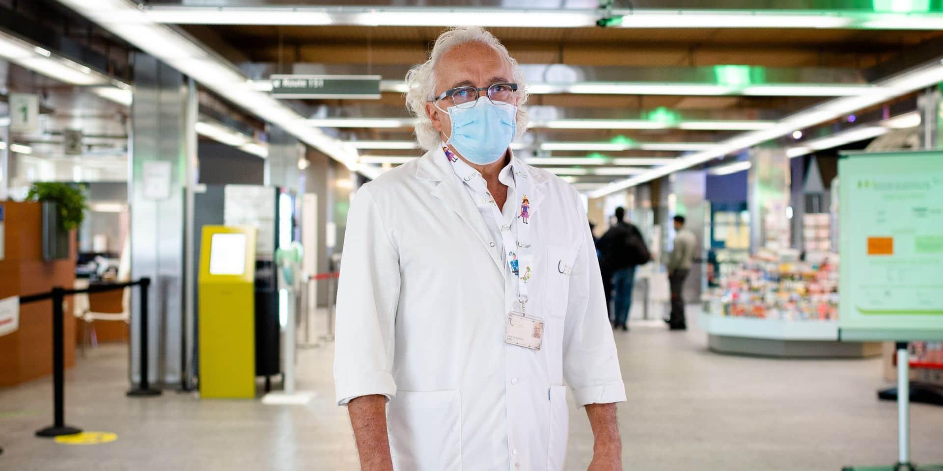 """""""J'ai compris qu'on allait avoir des problèmes et qu'il fallait se débrouiller"""", les hôpitaux bruxellois livrent leur version de la crise sanitaire"""