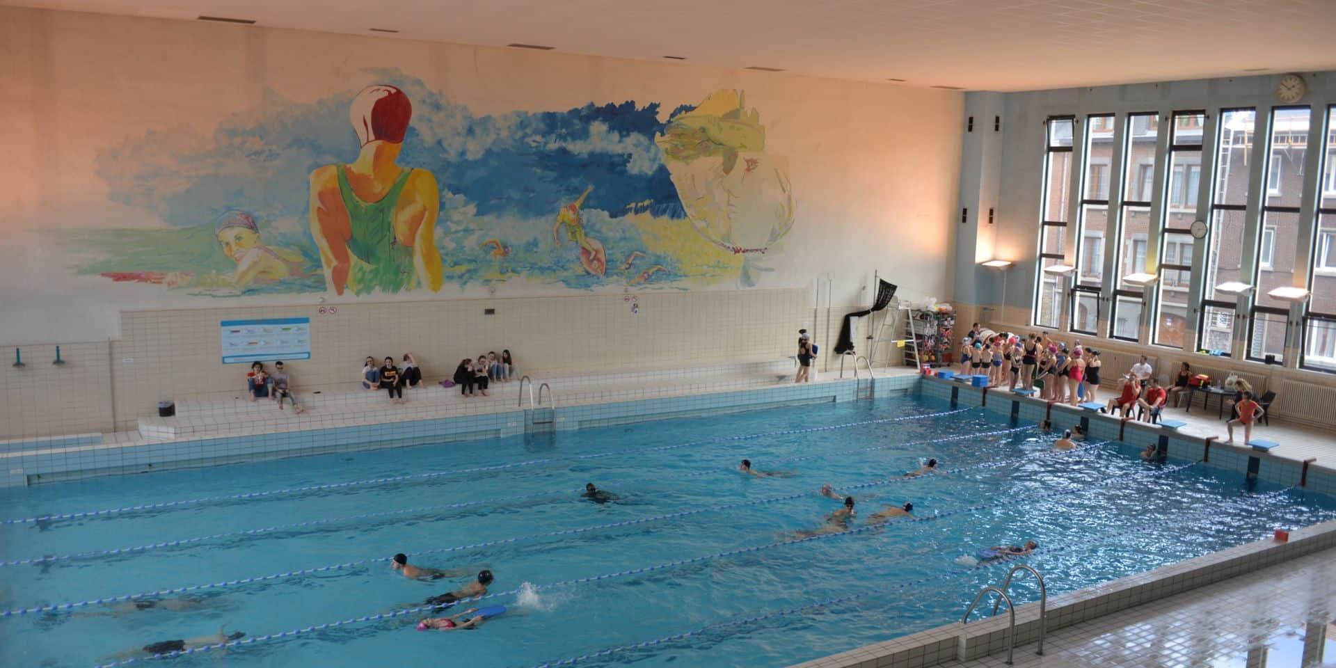 Les piscines namuroises accessibles uniquement sur rendez-vous jusqu'à fin décembre