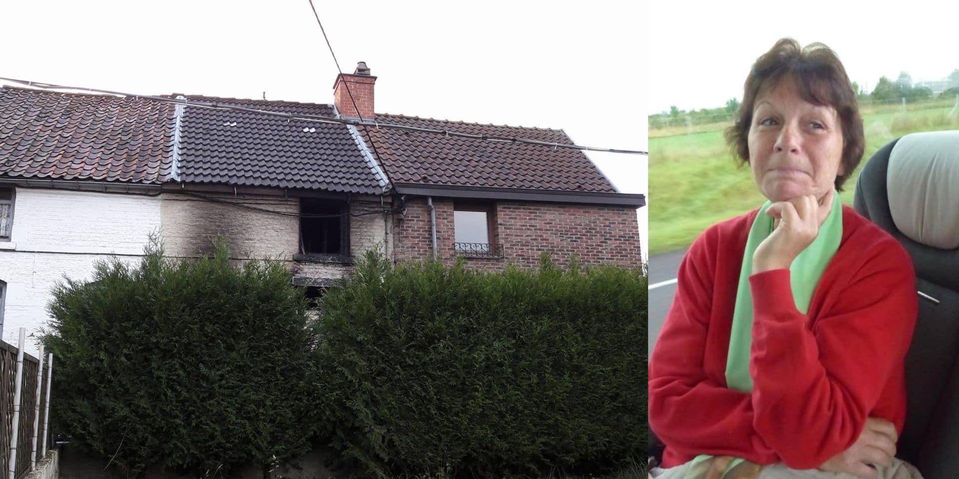 Marjorie Leclercq, accusée d'un incendie mortel à Jemappes, sera jugée dès le lundi 8 mars