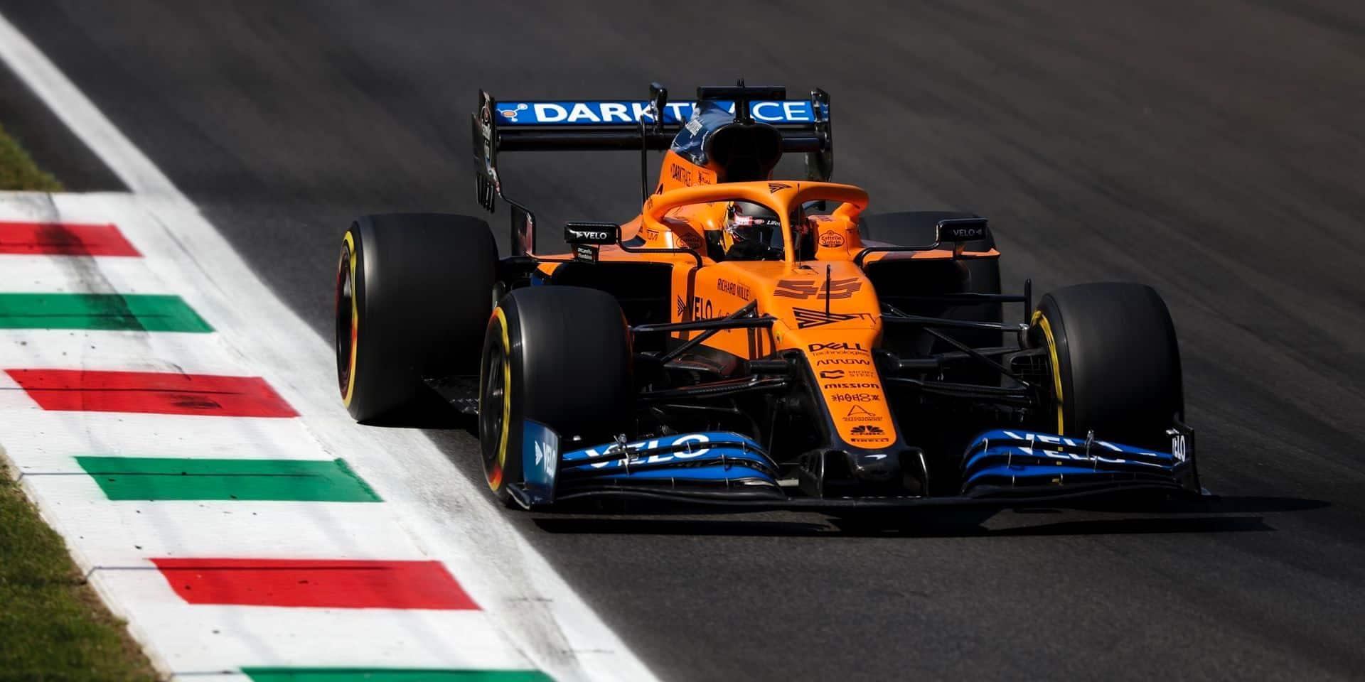 GP d'Italie (Libres 3): les McLaren talonnent Bottas !