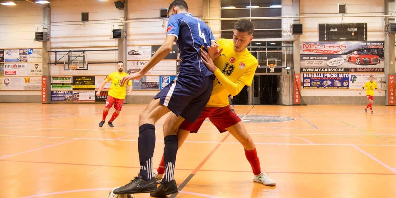 """Adriano Chiaravalle a quitté Charleroi Futsal pour la Squadra : """"La méthode de travail de Zico ne me convenait pas"""""""