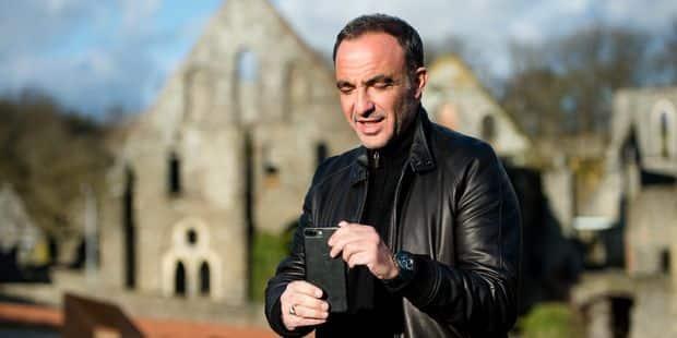 Quand Nikos Aliagas redevient journaliste - La DH