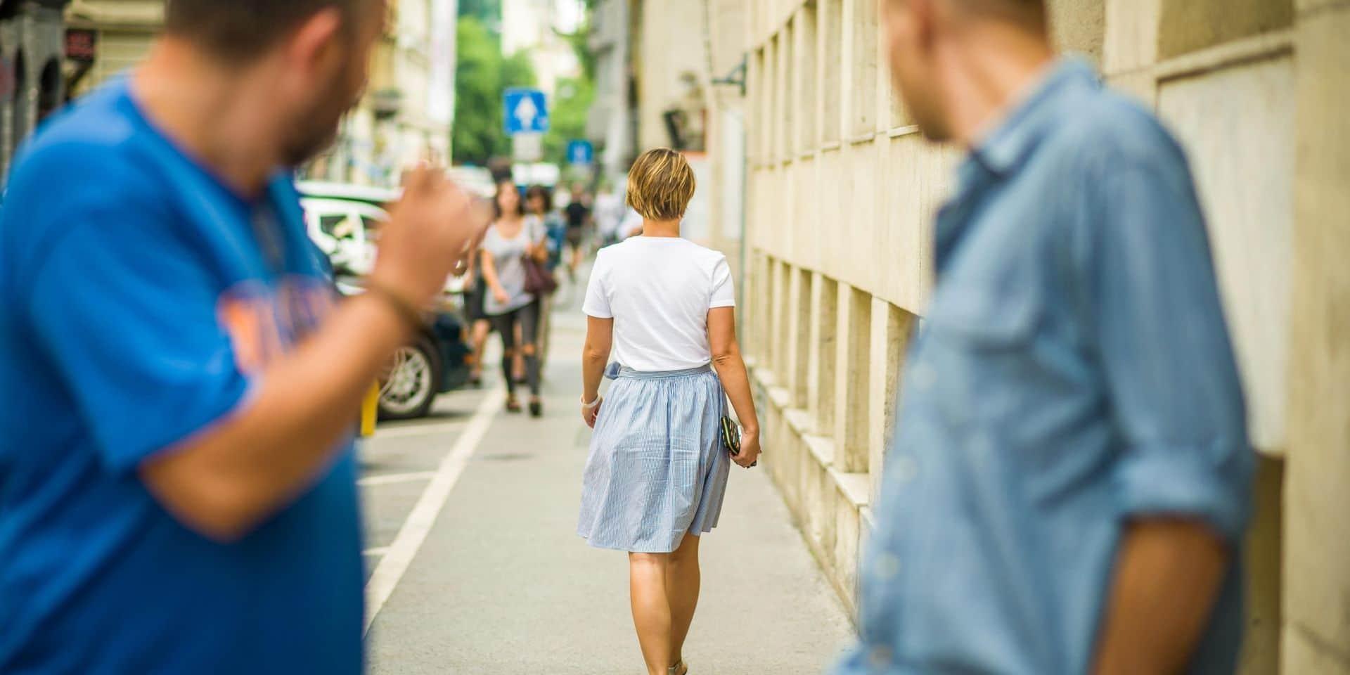 Le harcèlement de rue est de plus en plus présent à Mouscron