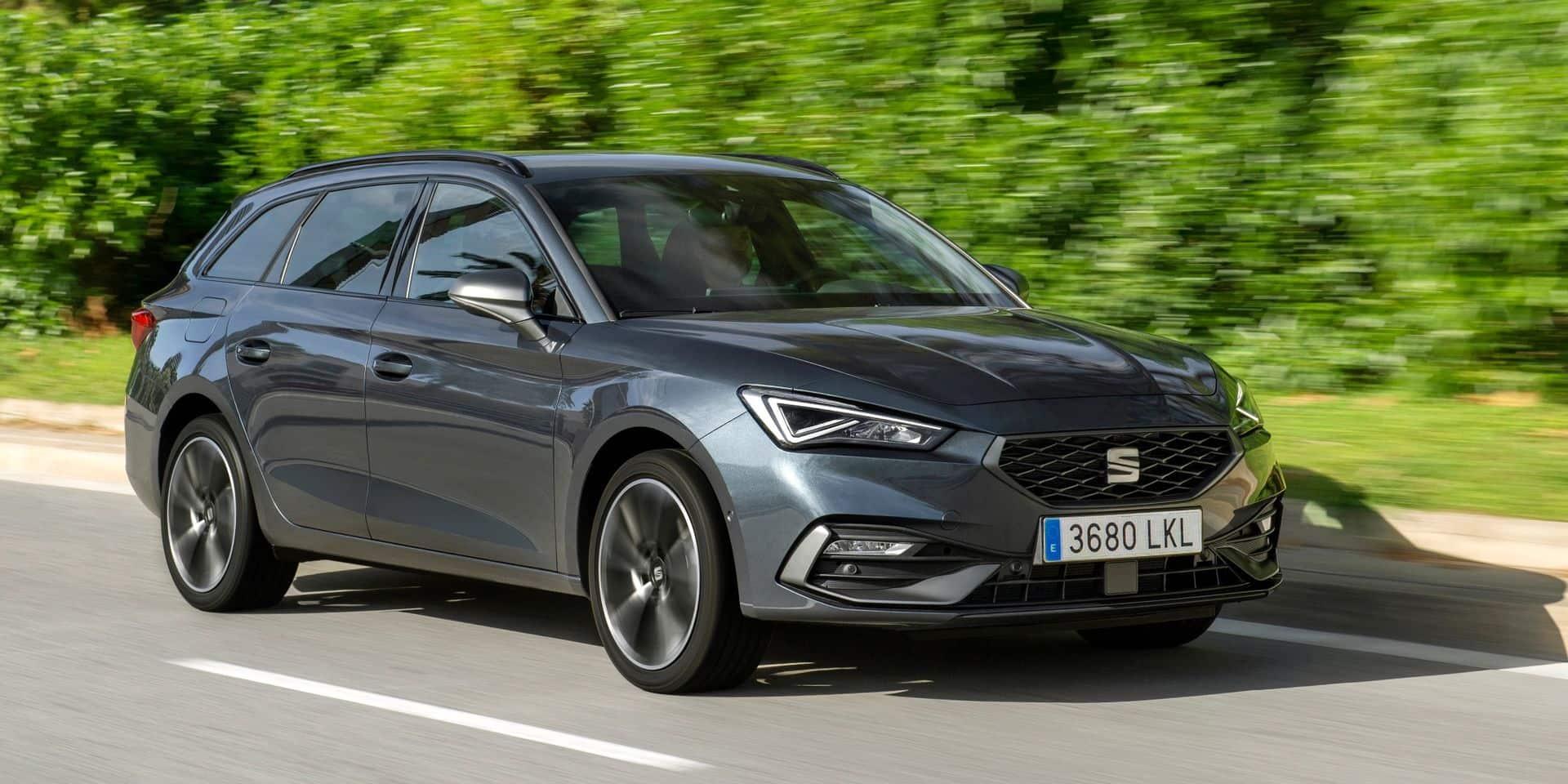 Essai auto Seat Leon Sportstourer e-Hybrid : La preuve par 4,6