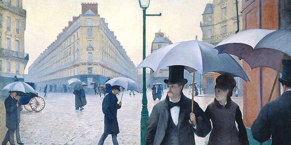 Nos objets ont une histoire: l'Anglais qui n'aimait pas les parapluies