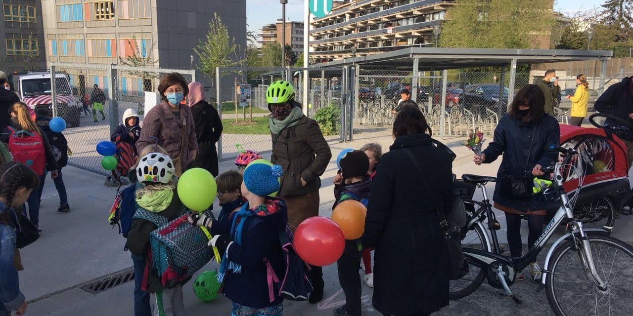 Après deux ans de test, Koekelberg maintient la rue scolaire Unesco