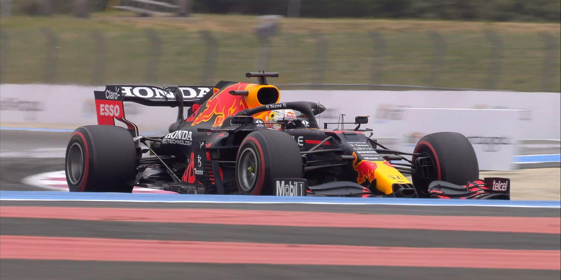 GP de France (Libres 3): Verstappen s'échappe