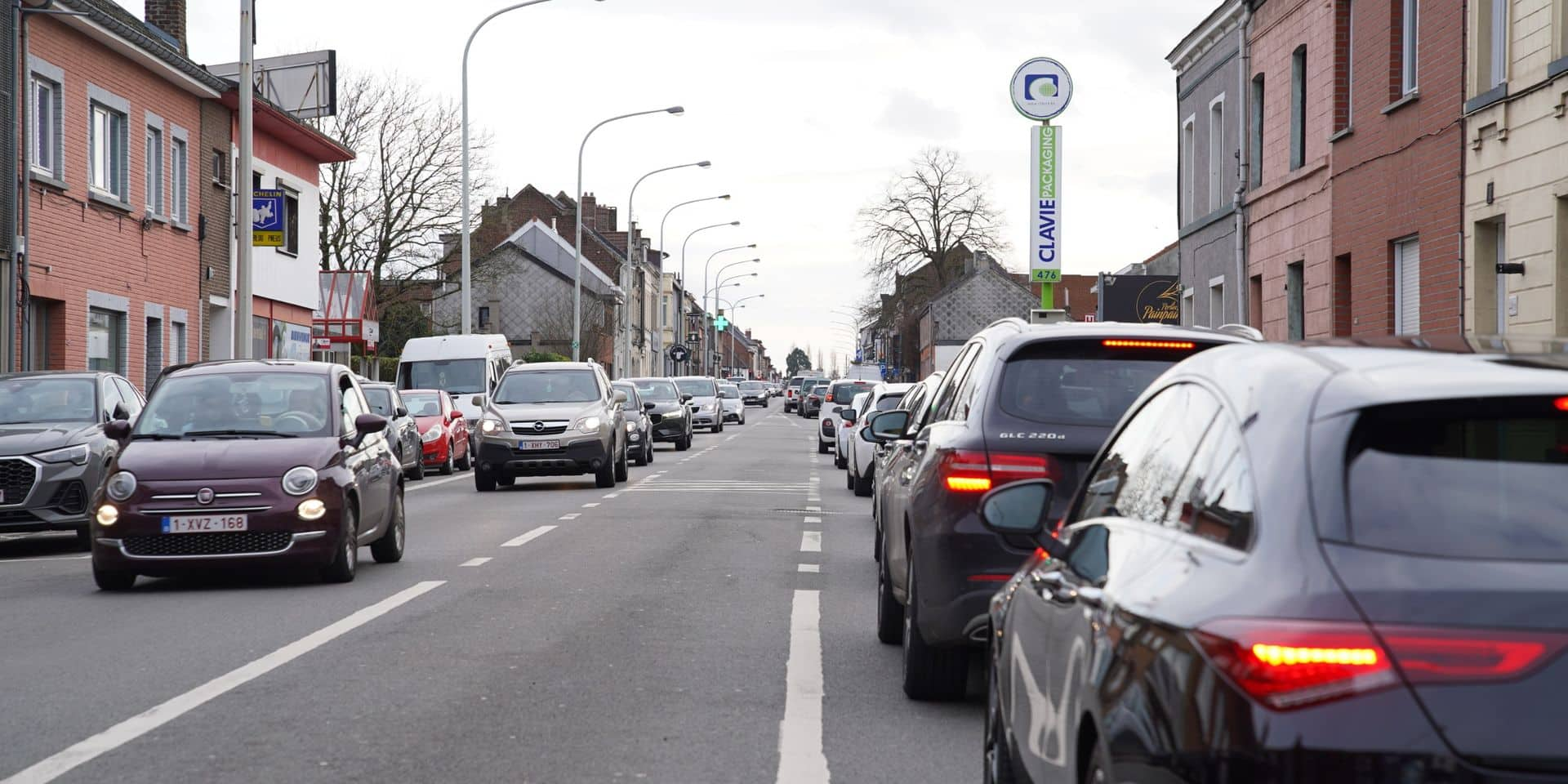 La voiture reste le moyen de transport privilégié en Brabant wallon pour se rendre au travail, le vélo loin derrière