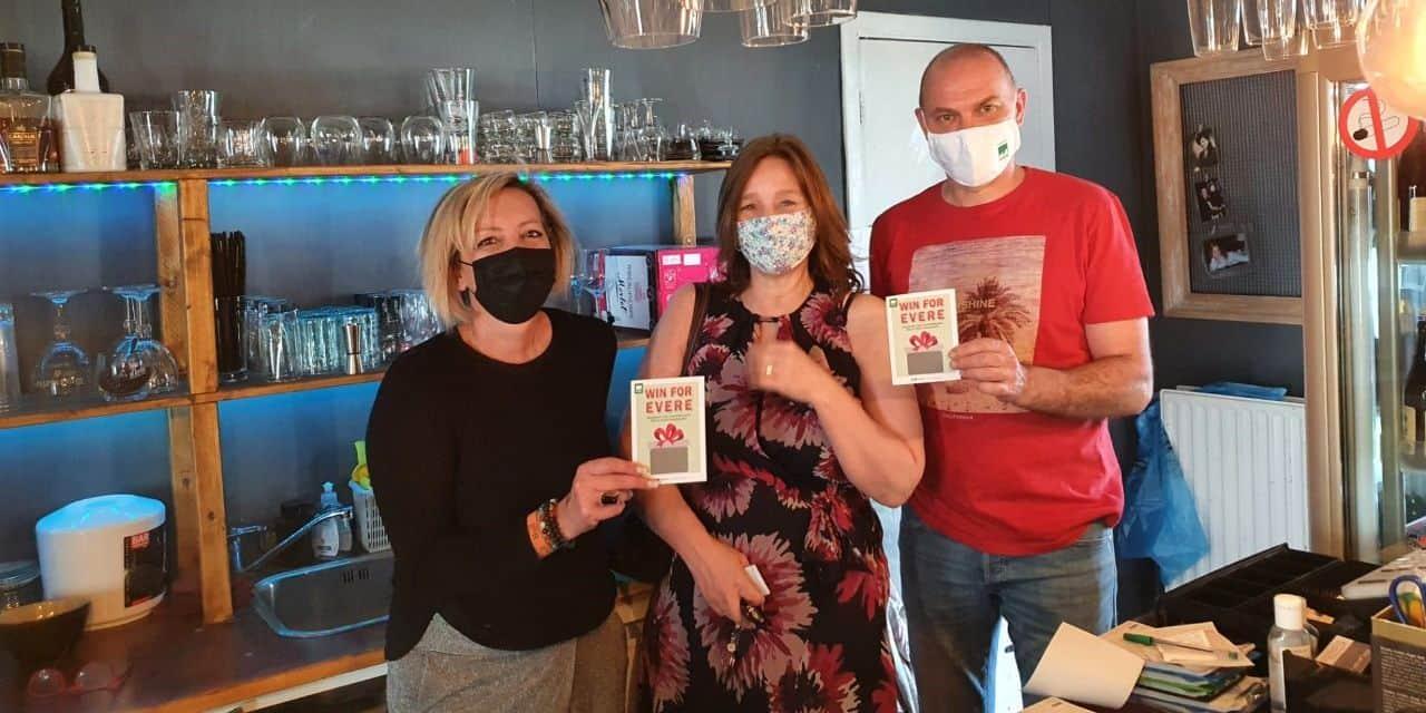 Win for Evere : une action pour soutenir l'Horeca et les coiffeurs