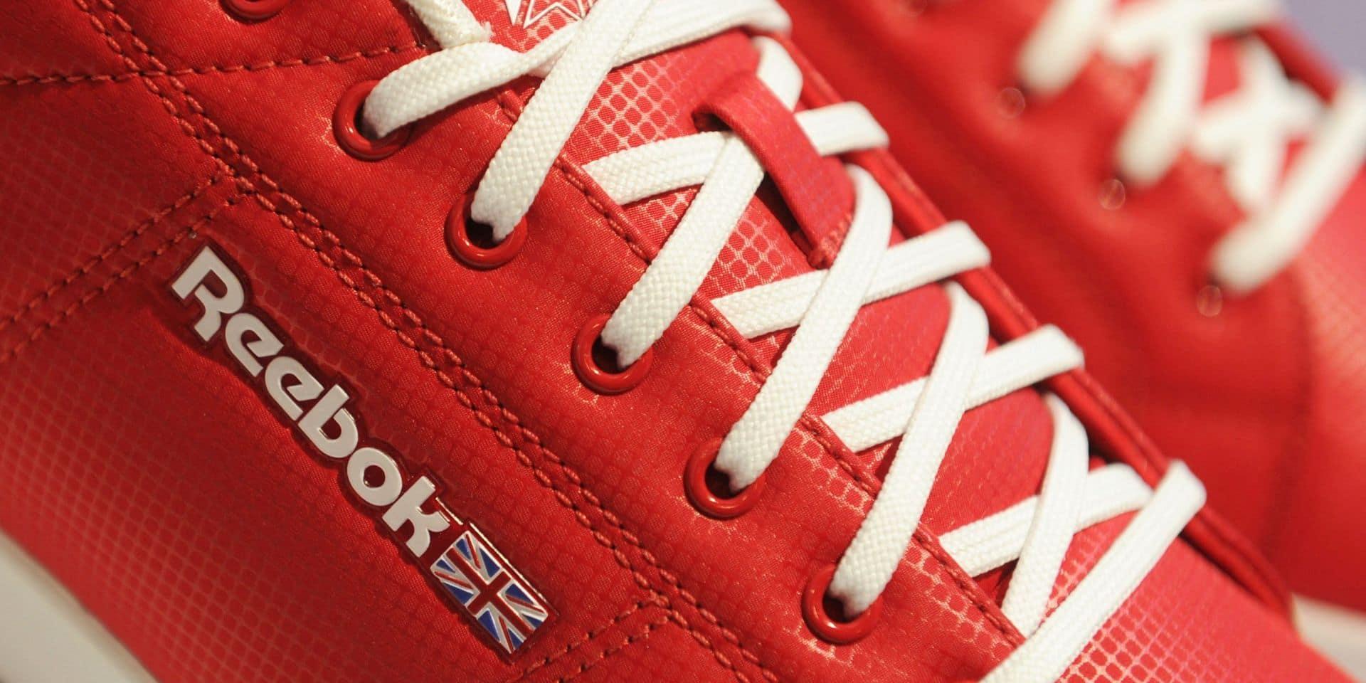 Adidas se sépare de Reebok