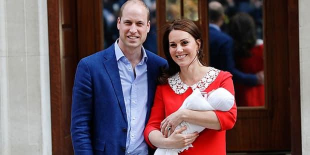 Comment te prénommes-tu, royal baby ? - La DH