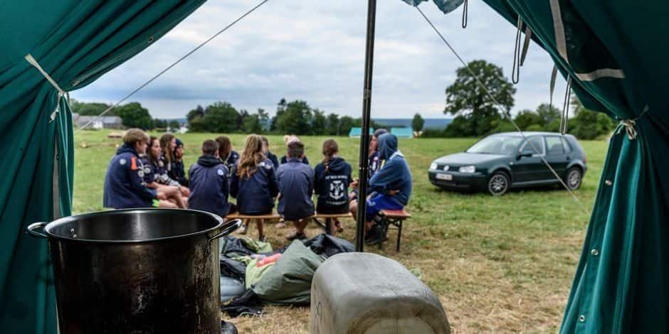 Nuisances des mouvements de jeunesse durant le mois de juillet : la fédération des scouts mise sur le dialogue et la prévention