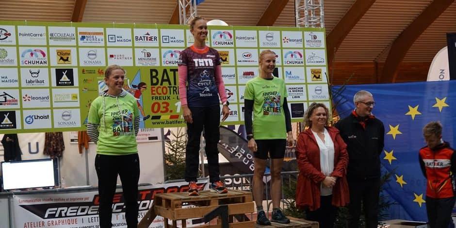 Antoine Waltzing est tombé sur plus fort que lui au 3e Batifer Eco Triathlon