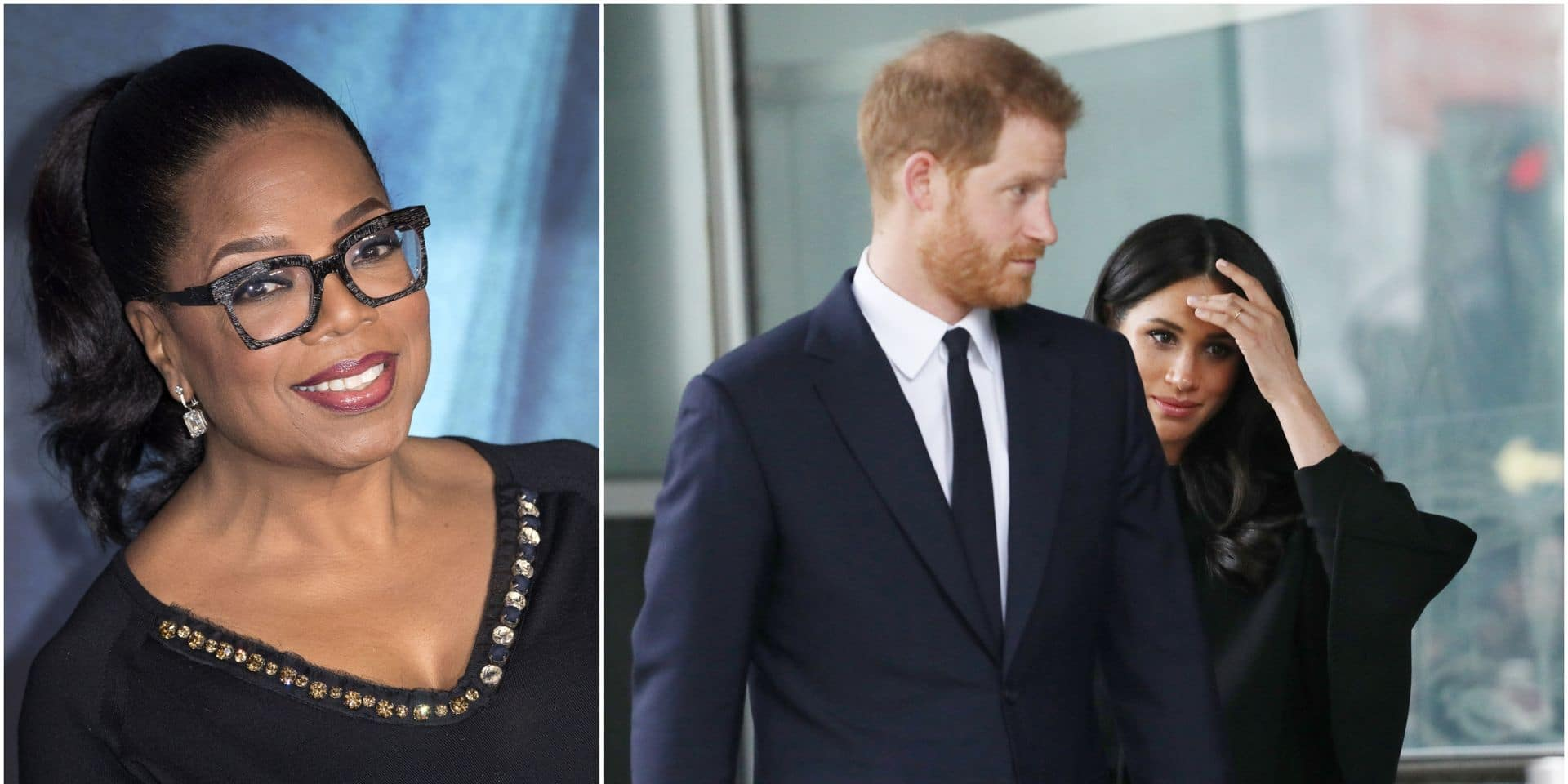 Oprah Winfrey monte au créneau pour défendre son amie Meghan Markle