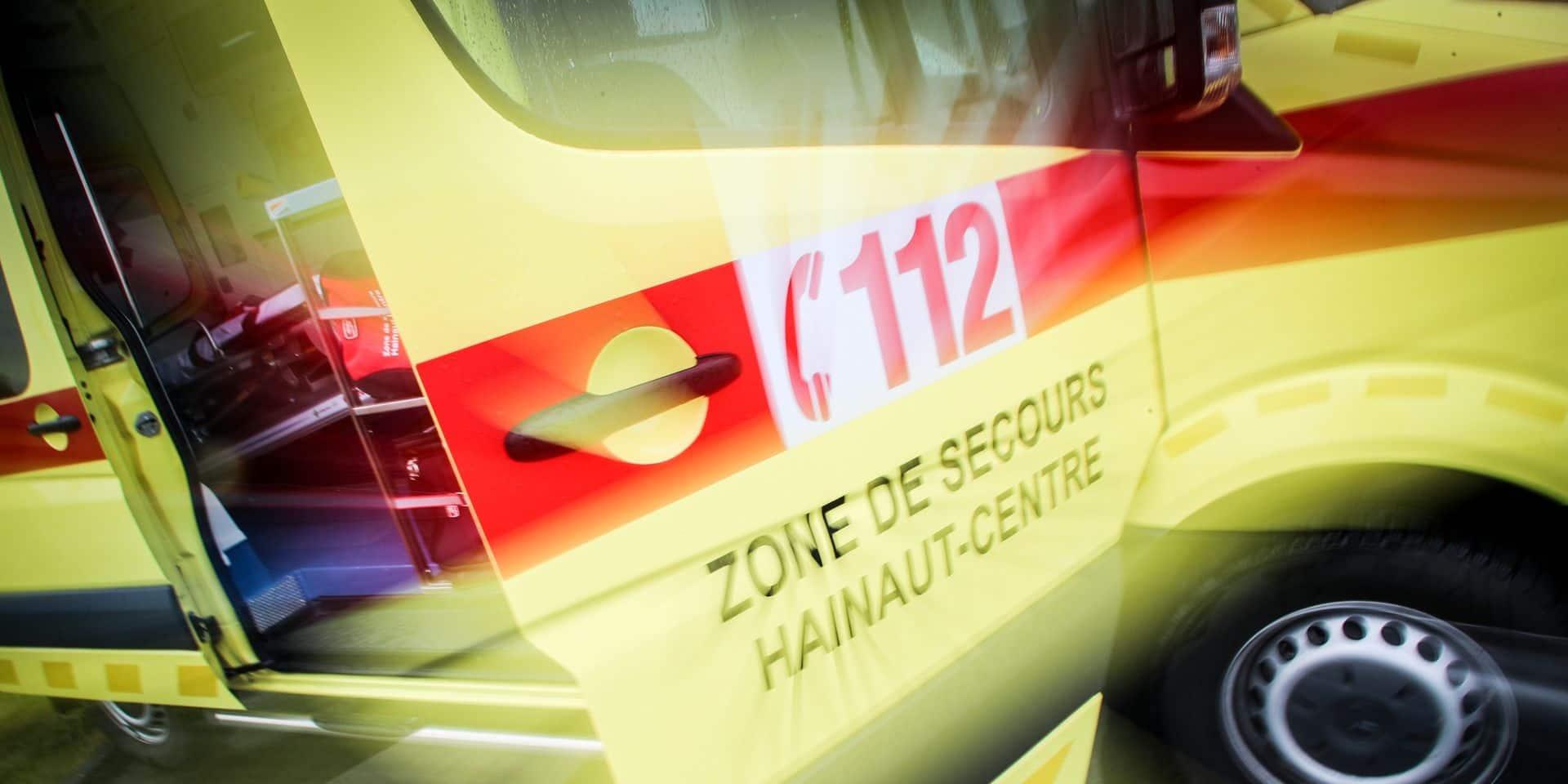 La Louvière: touché de plusieurs coups de couteau, un homme décède lors d'une bagarre