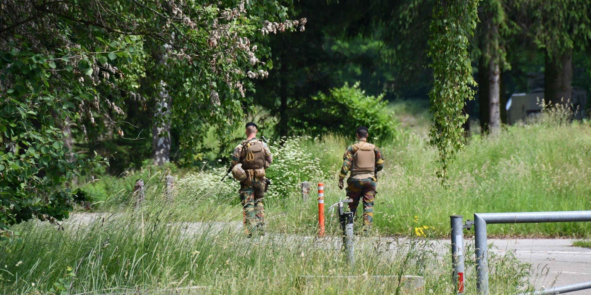 """Selon le parquet fédéral le sac à dos retrouvé avec des munitions """"est lié de 80 à 90 % à Jürgen Conings"""""""