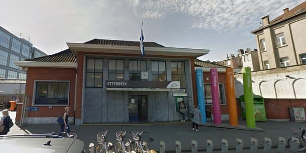 Etterbeek: La commune ne veut pas changer le nom de la gare - La DH