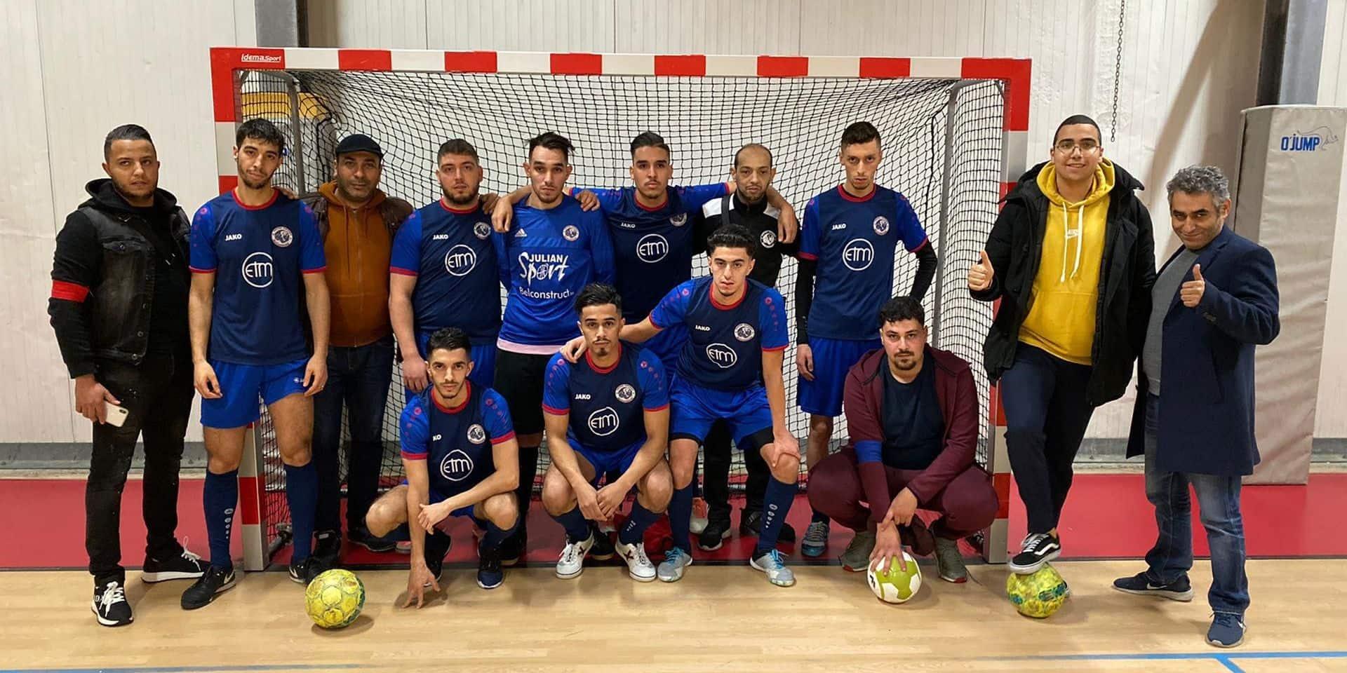 Le Futsal Espoir Molenbeekois (N3C), une machine à gagner