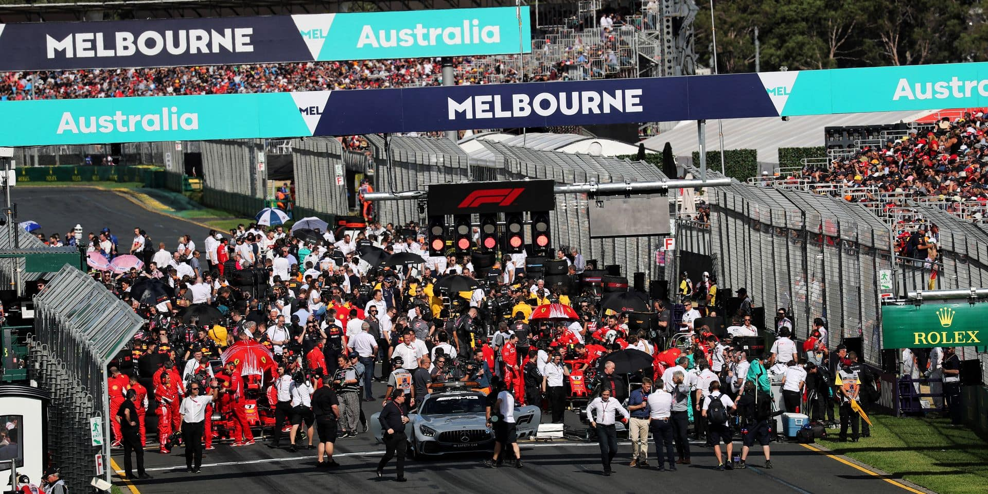 Le Grand Prix d'Australie : pourquoi le Down Under a-t-il la cote ?