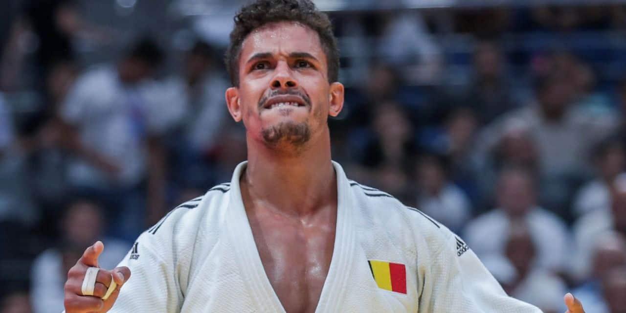 Judo : Sami Chouchi s'offre la médaille d'or par K.-O. ! (VIDÉO)