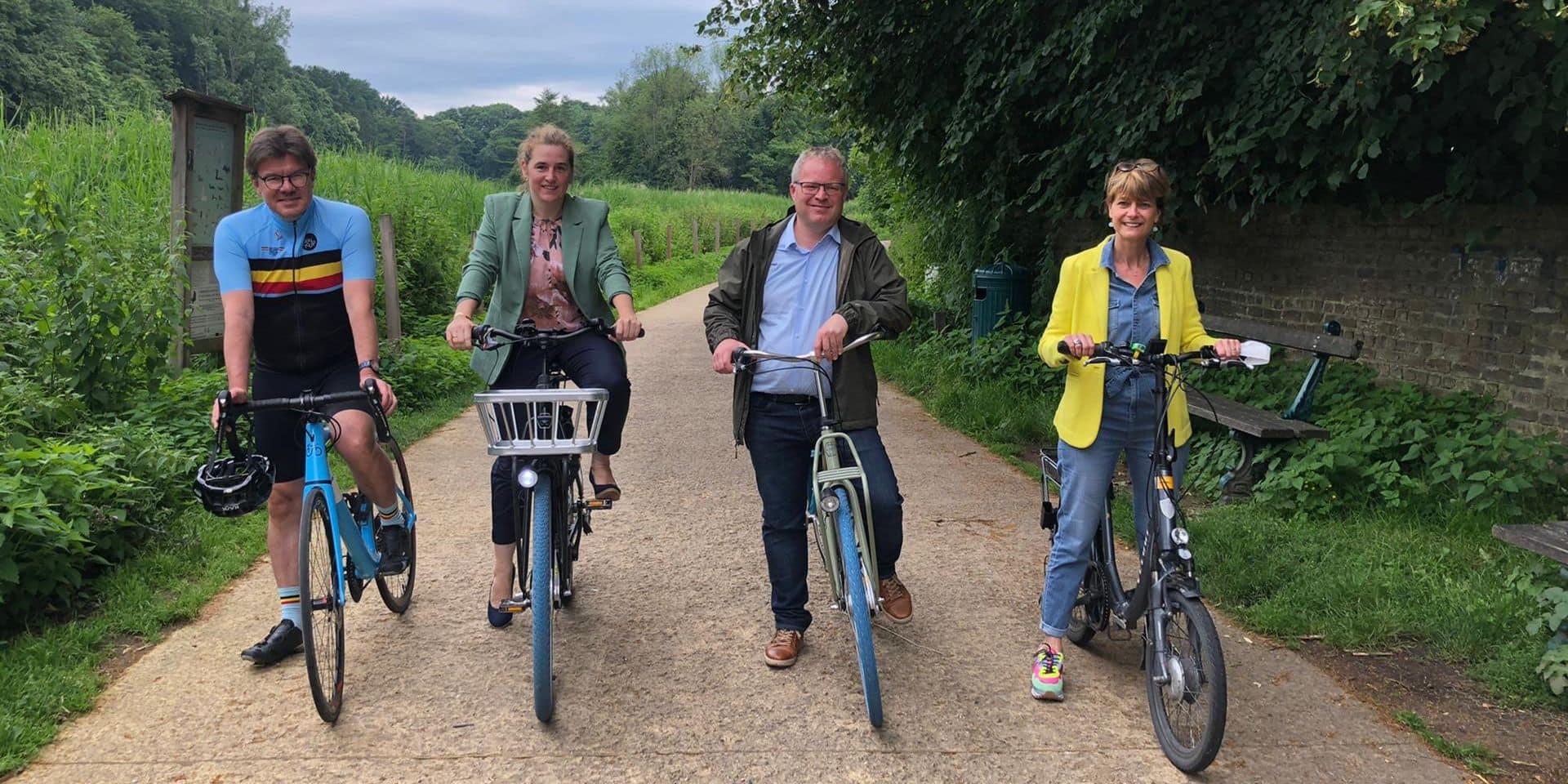 Des balades cyclistes pour découvrir Bruxelles et ses alentours cet été