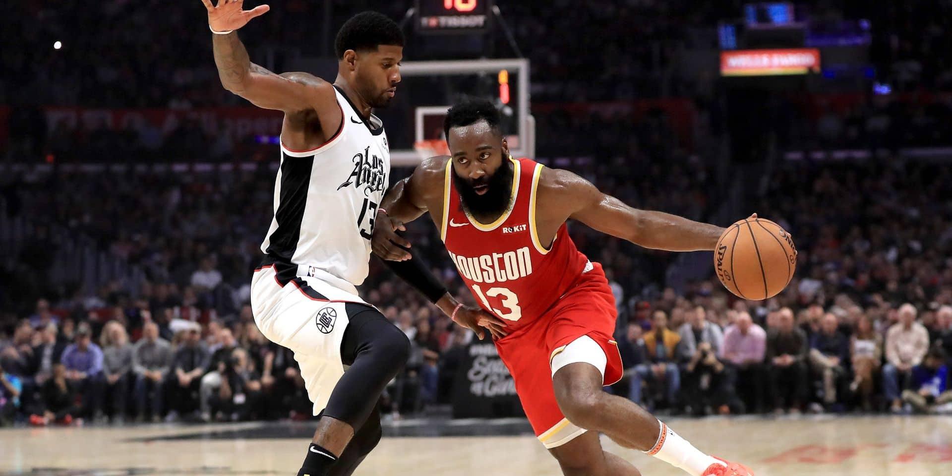 NBA : Davis pallie le coup de mou de LeBron, Harden en feu