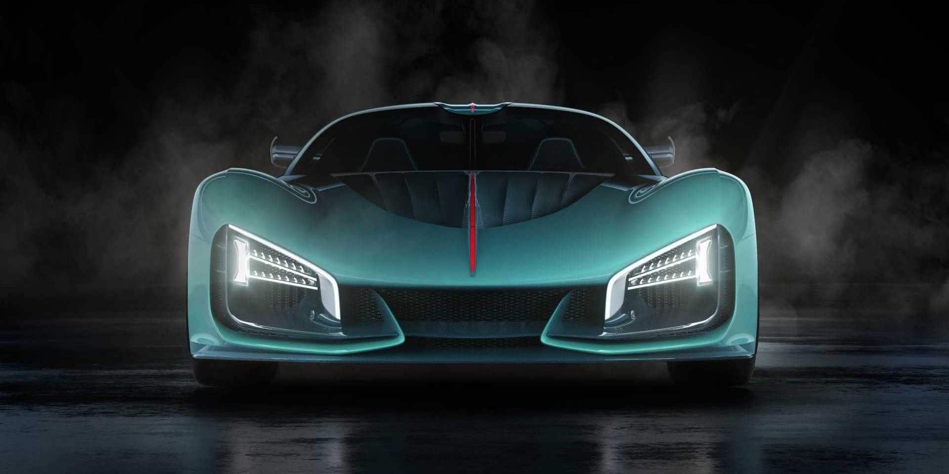 Une voiture chinoise à plus d'1 million d'euros !