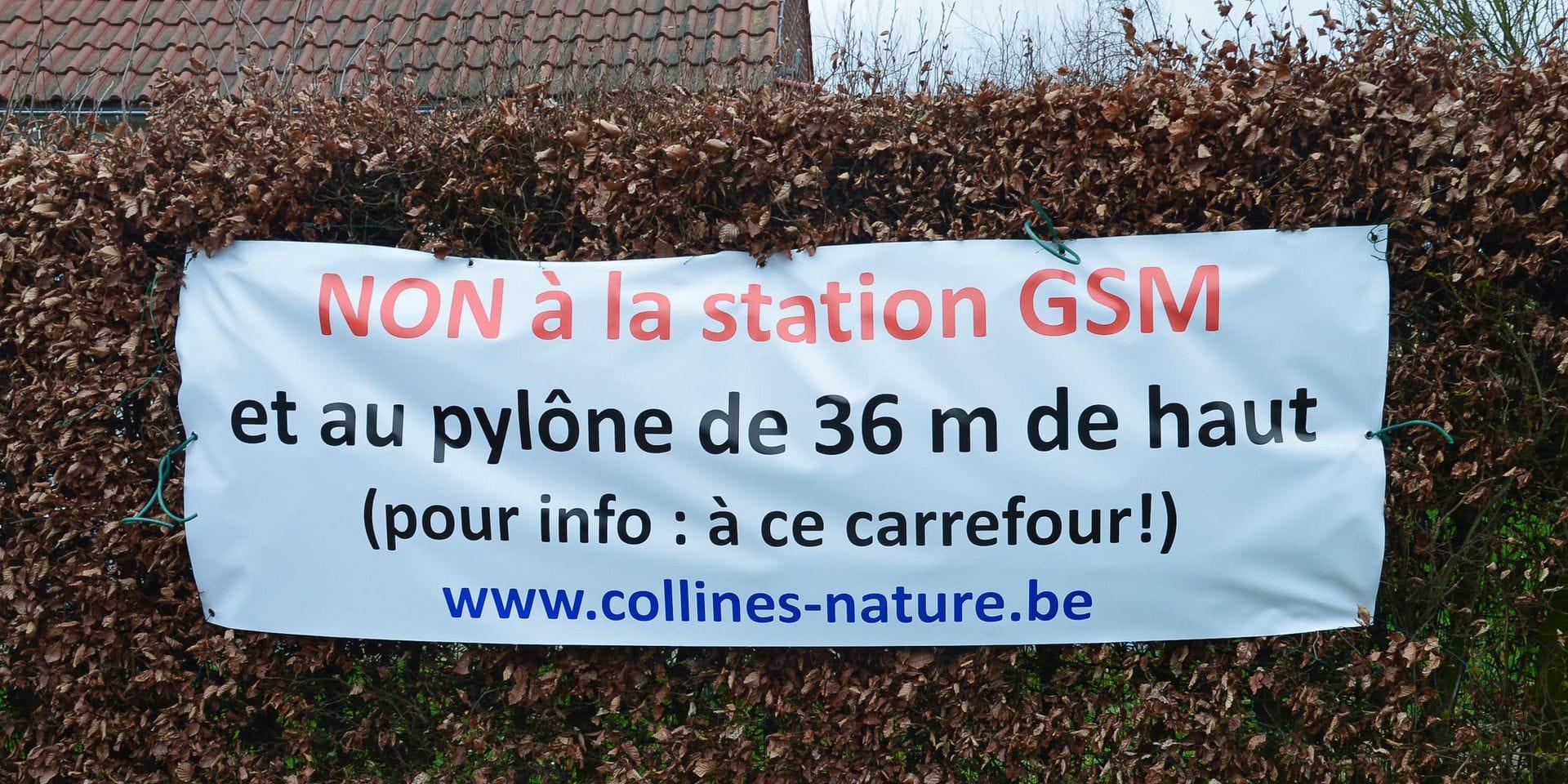 Pylône GSM: les élus frasnois sur la même longueur d'onde que les riverains !