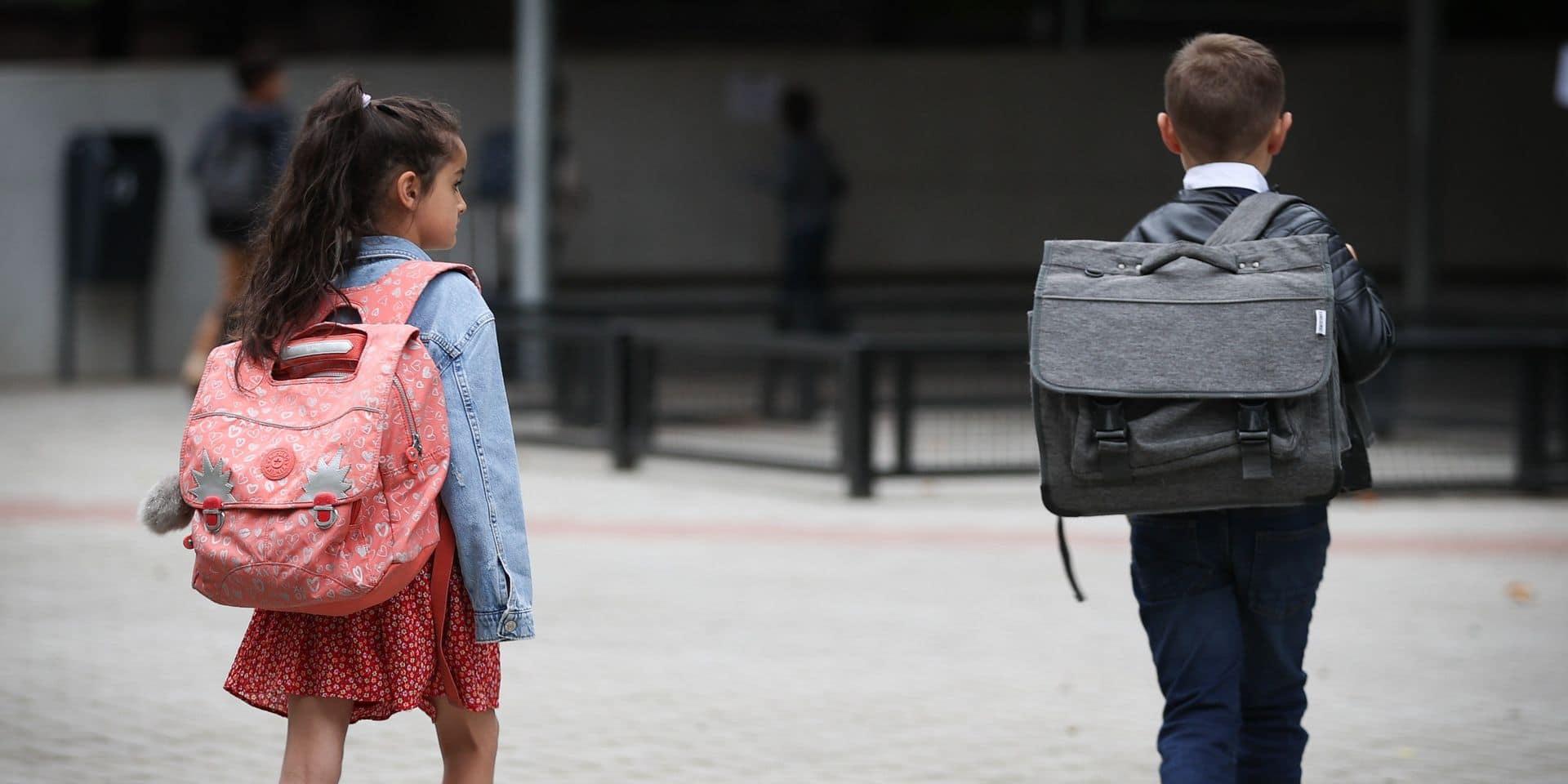 Premiers relevés très partiels des contaminations au coronavirus dans les écoles