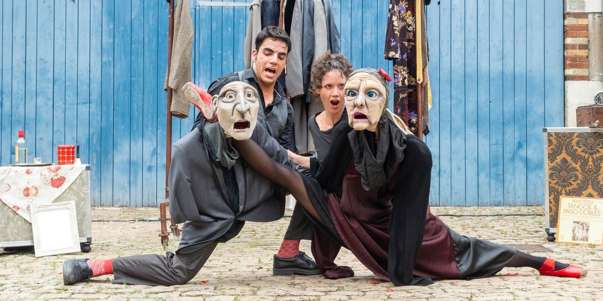 Namur en Mai 2021: la renaissance de la Culture