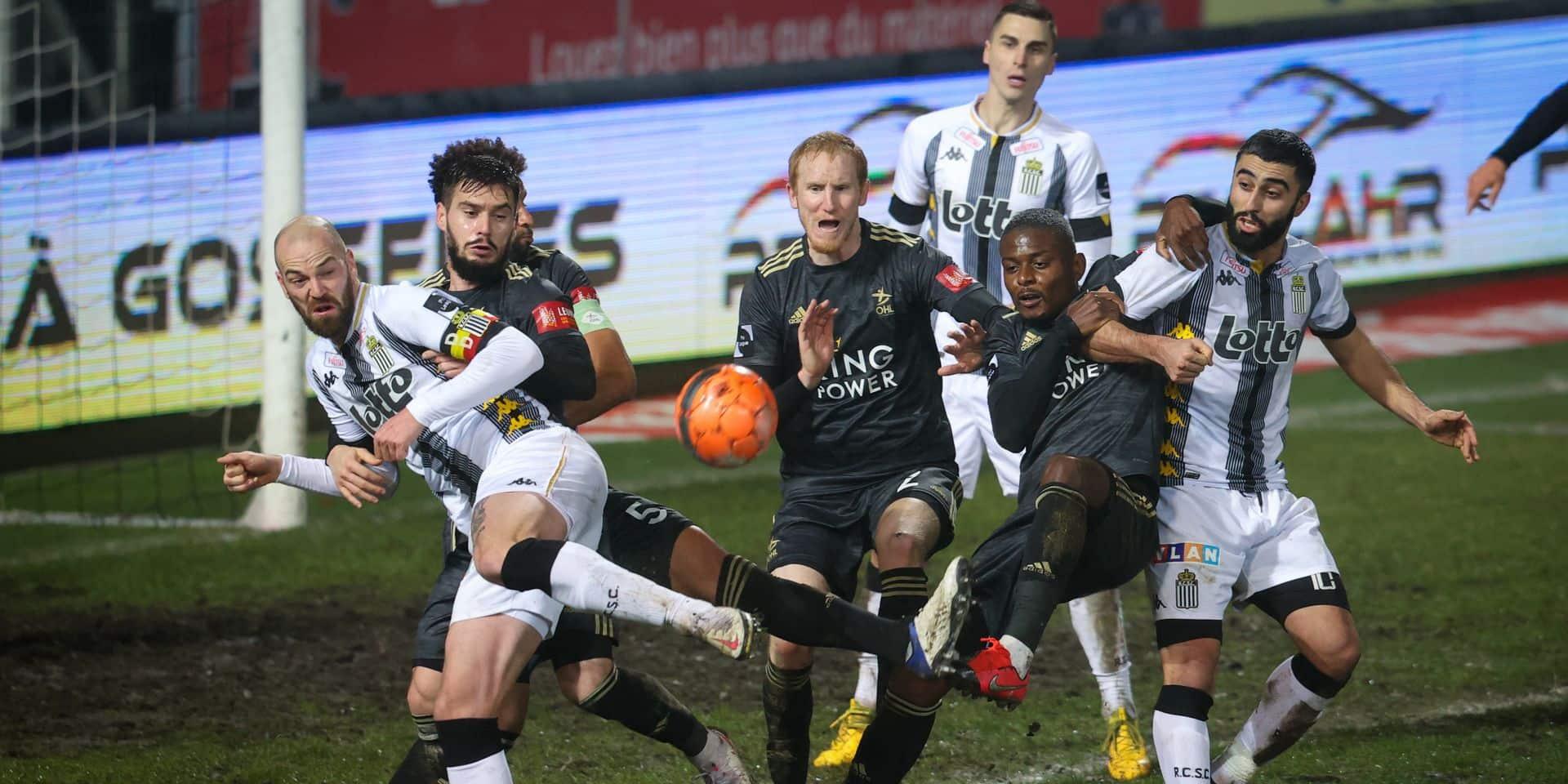 Le match amical entre OHL et Charleroi annulé à cause de cas de Covid chez les Louvanistes